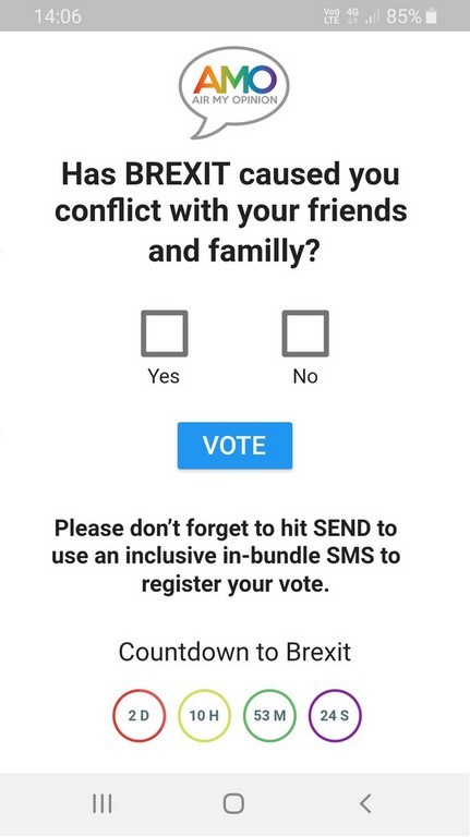 Android Vote Init AMO